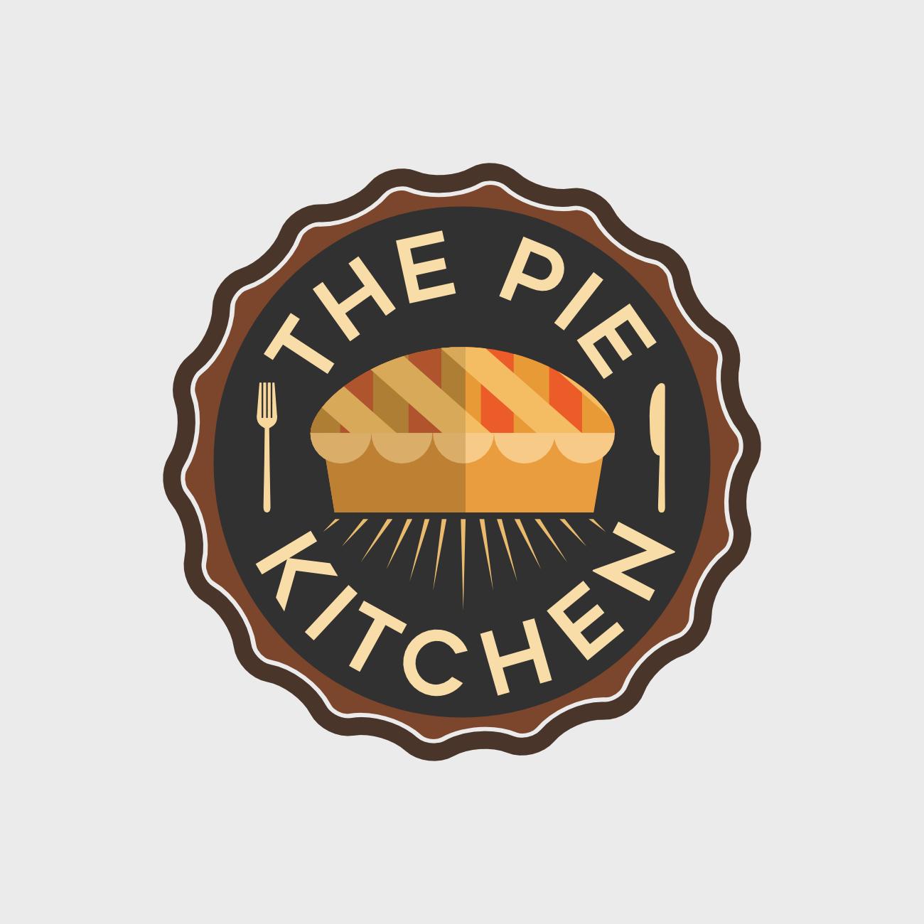 The Pie Kitchen Logo