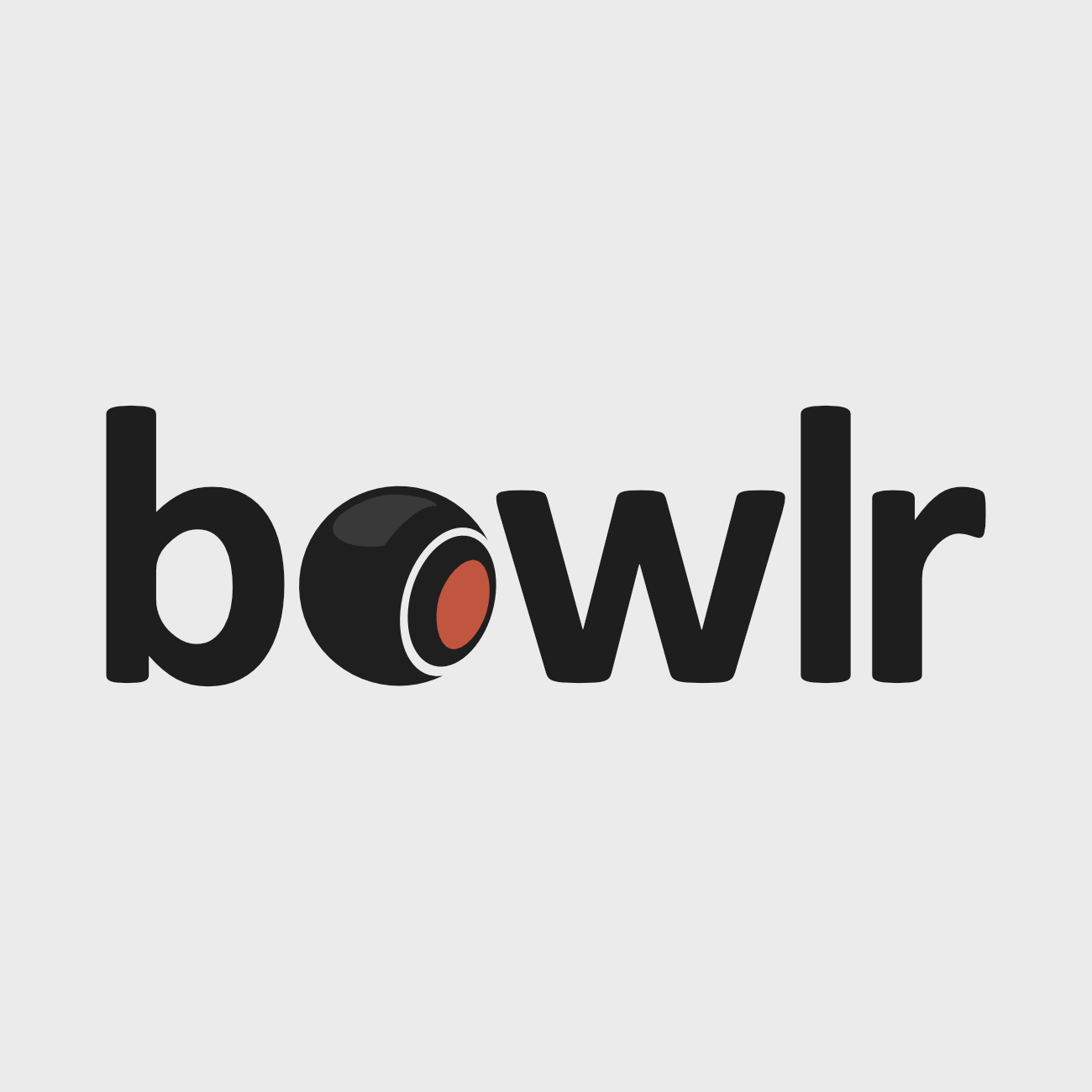 Bowlr Logo for software company